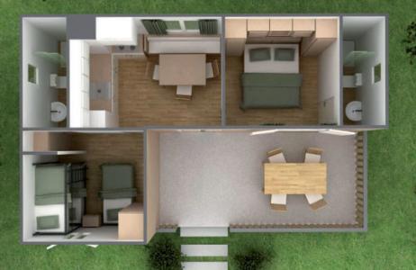 Casa Mobile TERRAZZA 40