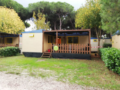 Casa Mobile TERRAZZA 35